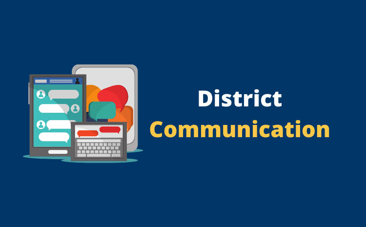 District Communication