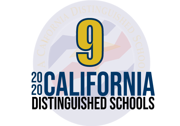 2020 9 California Distinguished Schools