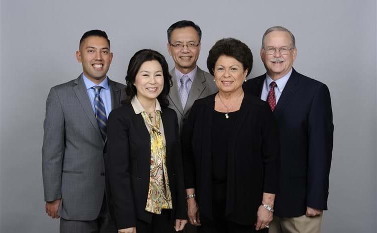 GGUSD board members