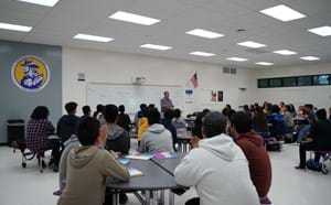 GGUSD Launches Early College Program at Santiago High School