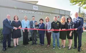 Skylark Ribbon Cutting