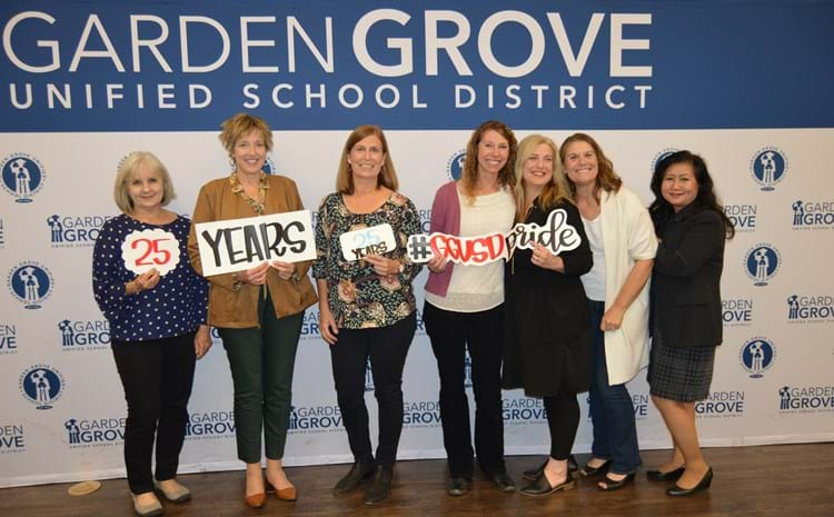 ggusd employees with 25 years of service