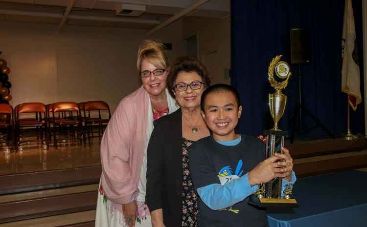 Spelling Bee Champion Brandon Tran